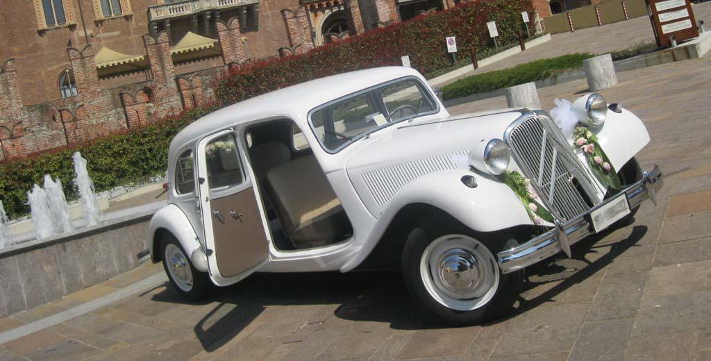 noleggio auto lusso matrimoni milano