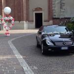 noleggio auto lusso cerimonie bergamo