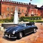 Noleggio auto epoca Bergamo