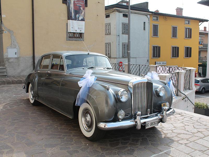 Noleggio auto d'epoca a Bergamo